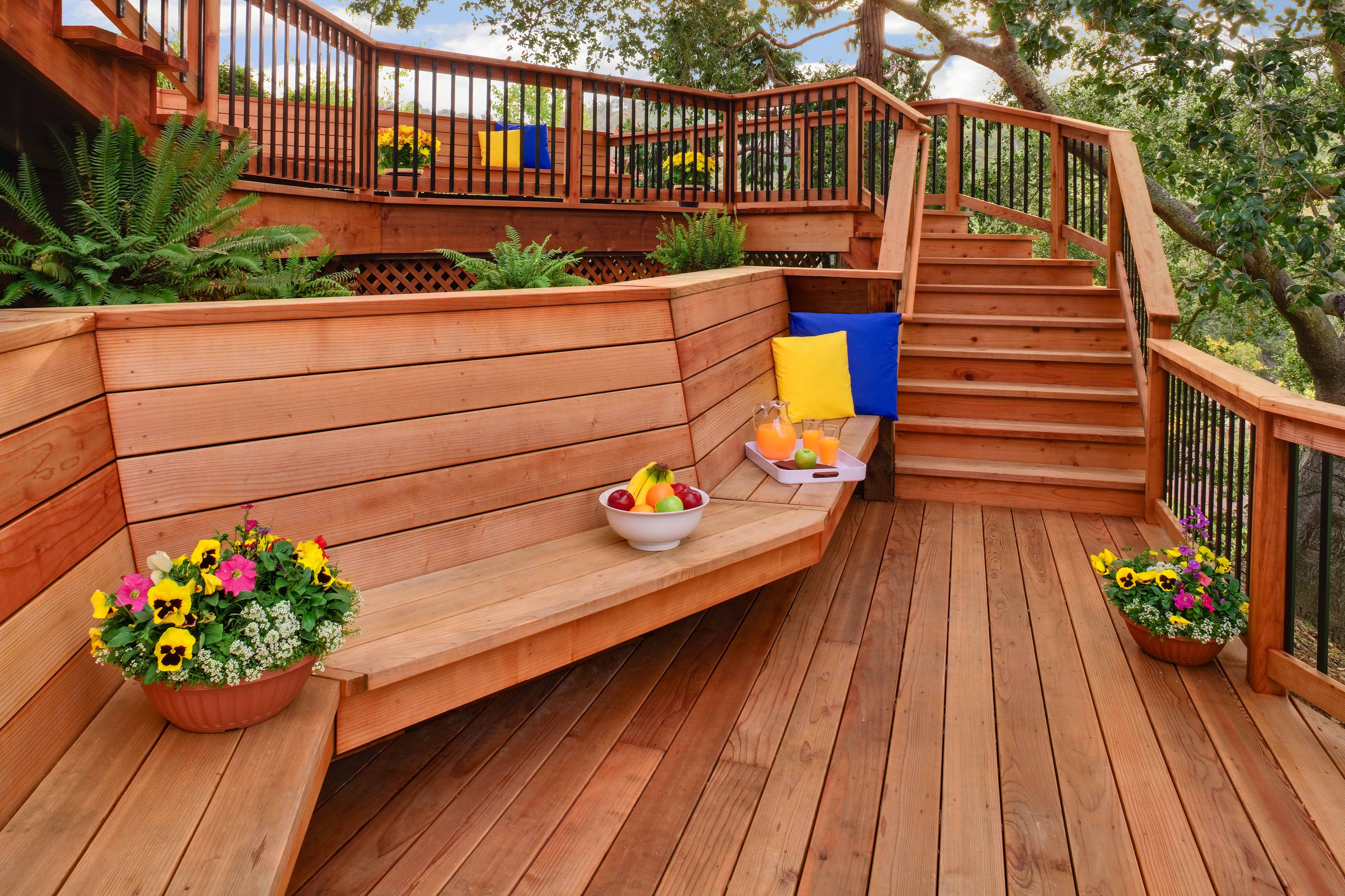 Decks railings shiretown home improvements glass shiretown lowerdk15small baanklon Image collections