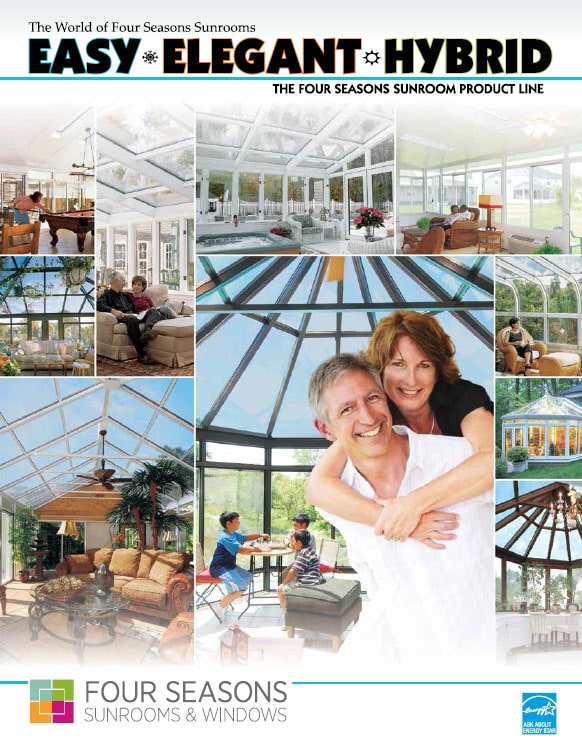 Four Seasons Sunrooms & Windows - Easy Elegant Hybrid