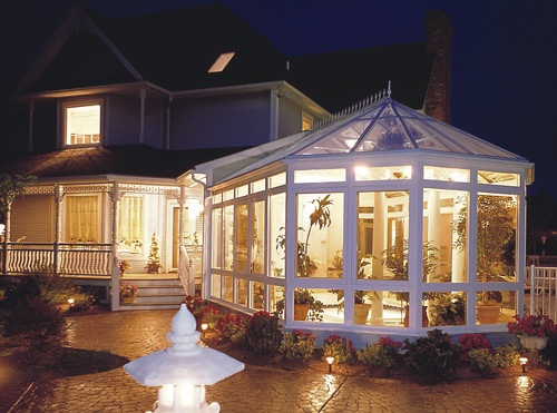 Victorian Conservatory Sunroom by Fourseasons