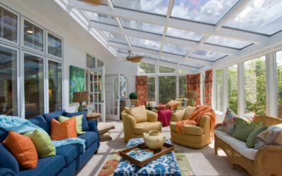 Add New Living Space with Four Seasons Sunrooms & Windows