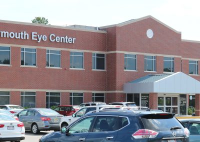 OCB Plymouth Eye Center – Commercial Window and Entrance Door Installation