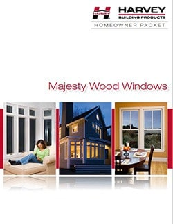 Majesty Wood Windows by Harvey - Installed by Shiretown Glass & Home Improvements