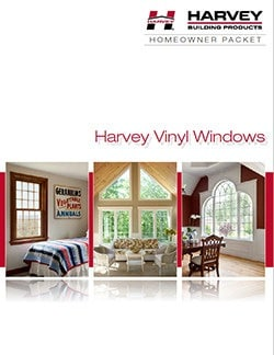 Harvey Vinyl Windows - Installation by Shiretown Glass & Home Improvements in Plymouth