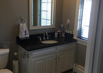 Full Bathroom Remodel in Plymouth