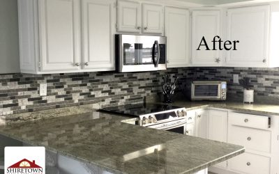 Kitchen Remodel – Granite Countertops in Plymouth