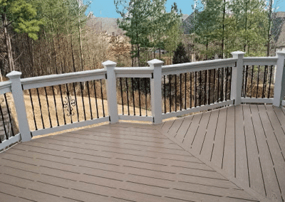 New Deck And Railing Installation South Shore
