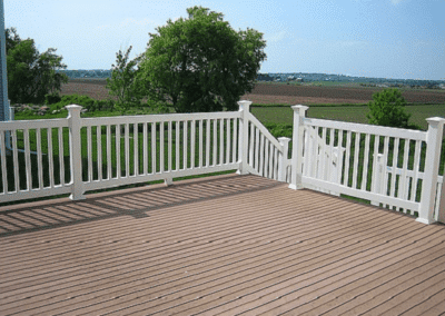 New Deck And Railing Installation Plymouth MA