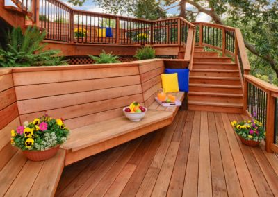 Deck And Railing Project Plymouth MA