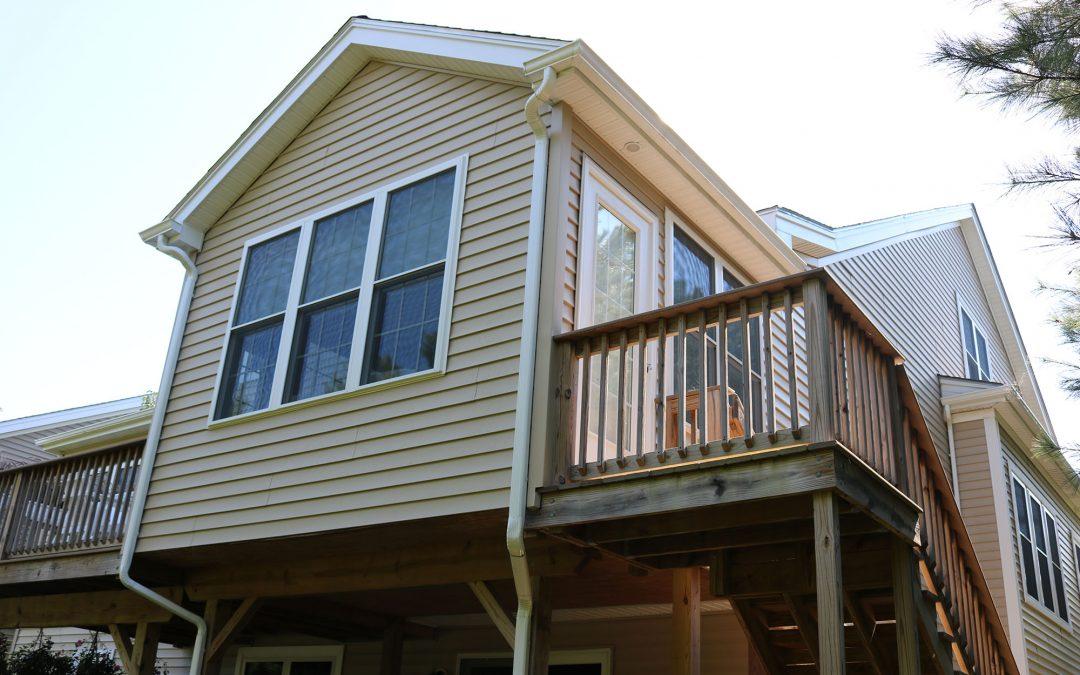 Custom Four-Seasons Sunroom and Porch – Plymouth, MA