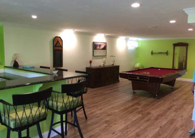 Shiretown Finished Basement Remodel Pine Hills MA