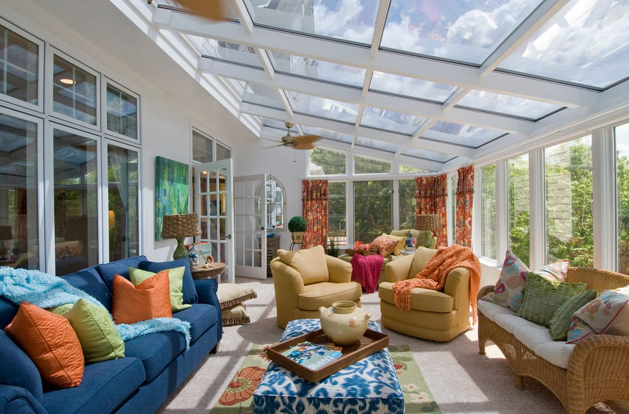 Gl Sunroom Four Season Sunrooms Ma