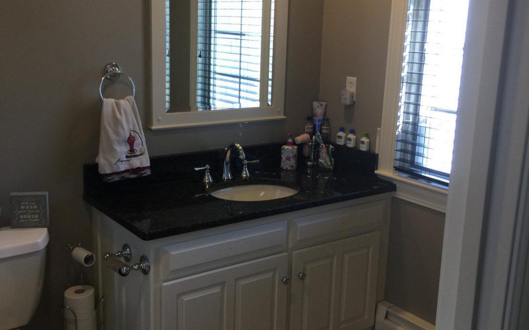 Full Bathroom Remodel in Plymouth