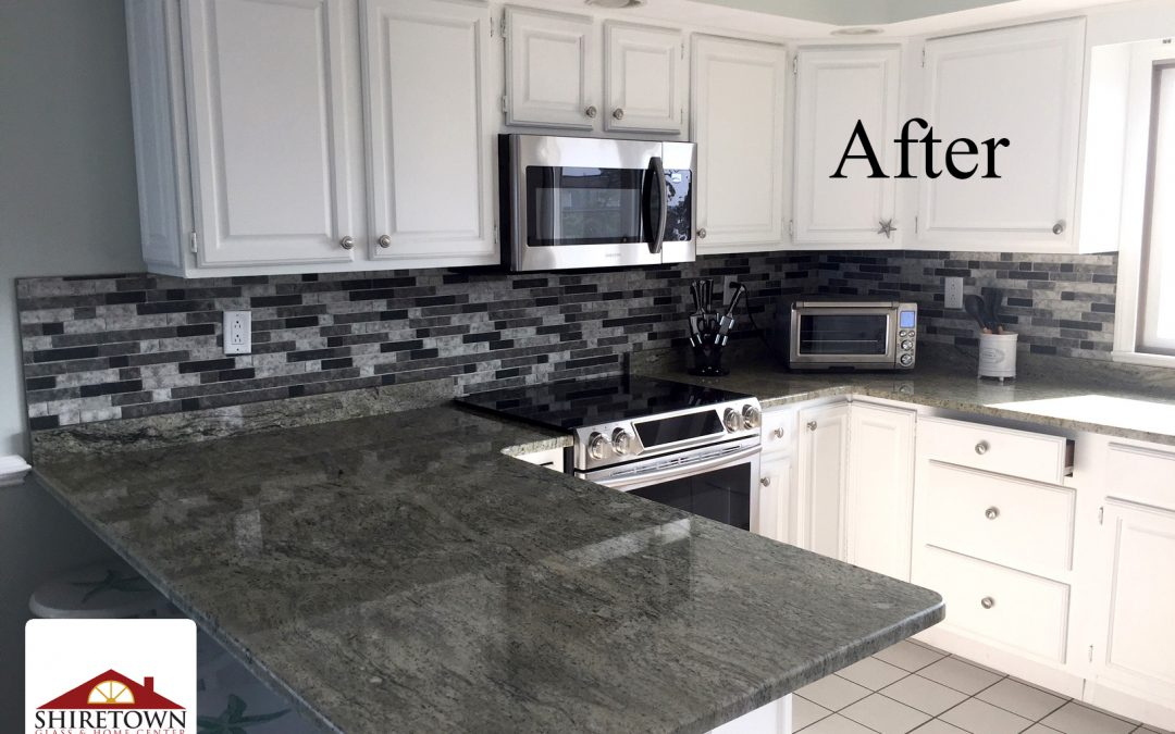 Kitchen Redesign: Granite Countertops in Plymouth