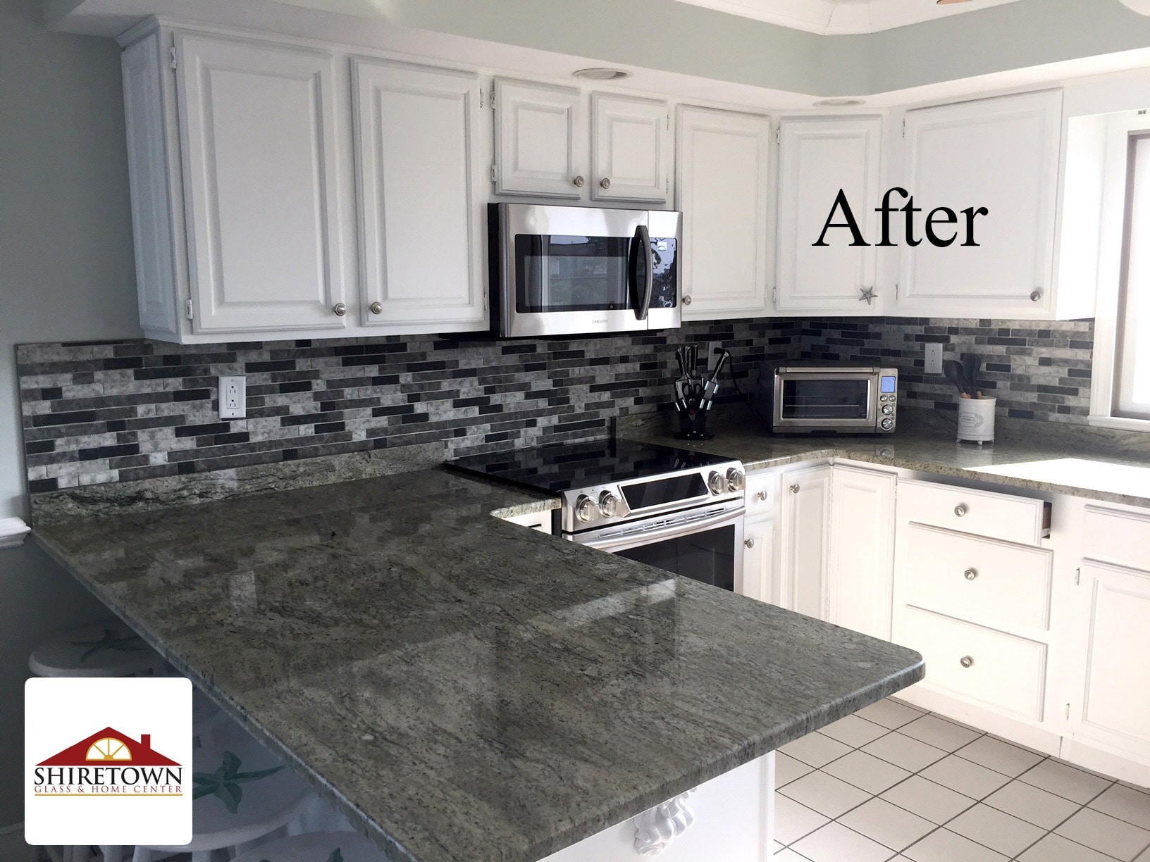 Kitchen Design & Installation Project Plymouth MA - After