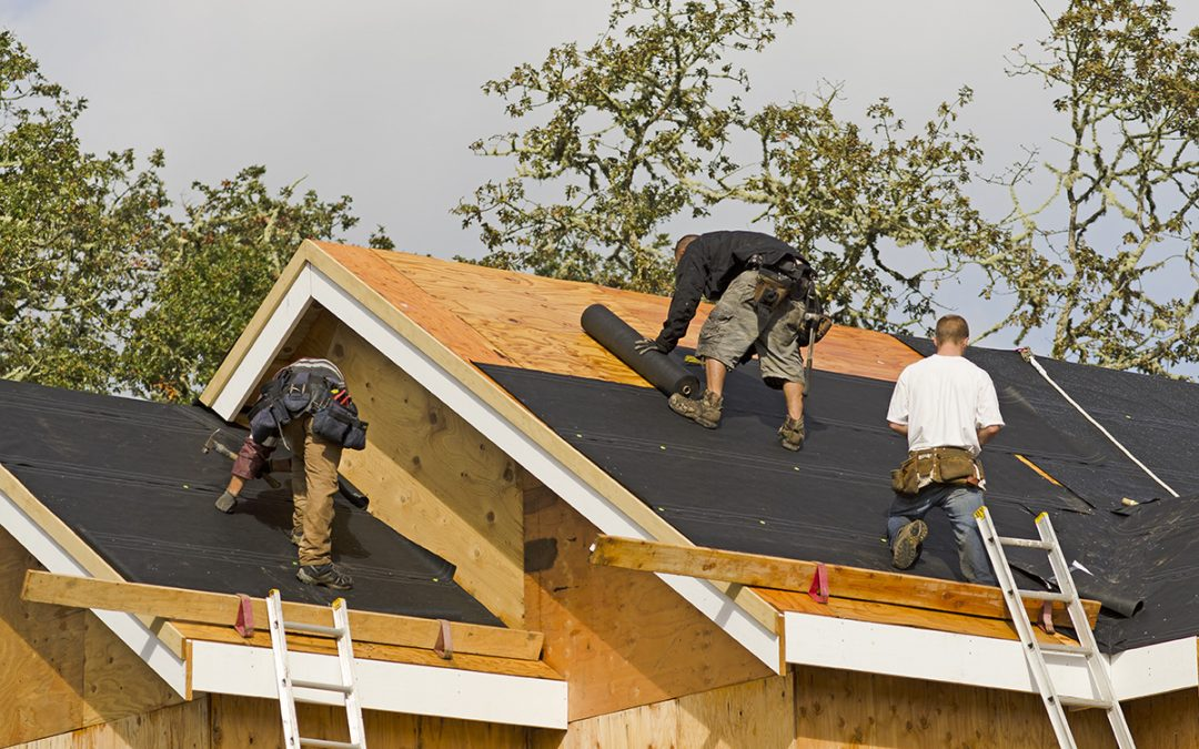 Roofing – Is your roof ready for winter? Time for a new roof to avoid ice dams