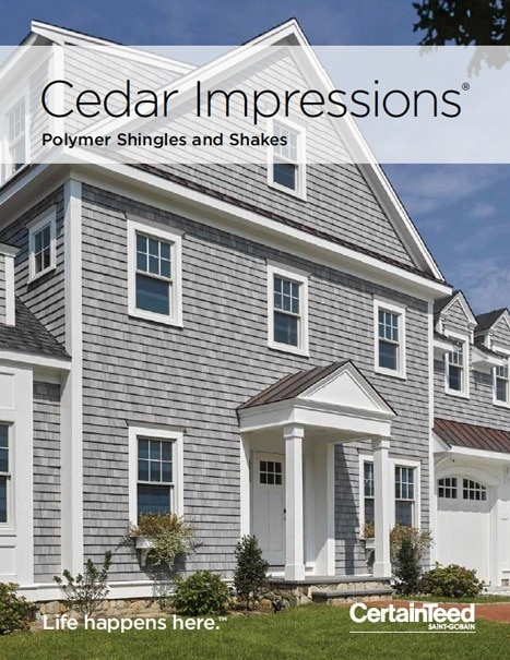 Professional Siding Contractor Plymouth MA - Cedar Shingles
